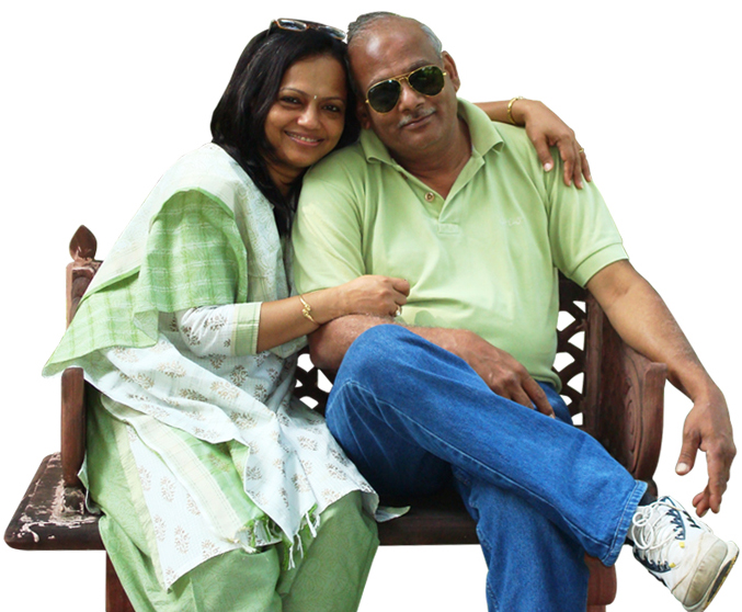 Dilip and Tanuja
